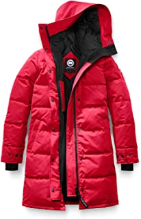 Best female canada goose coat Reviews