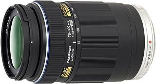 OLYMPUS 超望遠ズームレンズ M.ZUIKO DIGITAL ED 75-300mm F4.8-6.7 ブラック