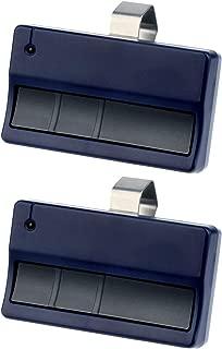 Garage Door Remote Opener for Liftmaster 373LM Chamberlain 950CD - 2 Pack