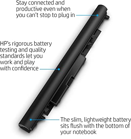 Hp Ki04041 Battery Notebook Battery Computers Accessories