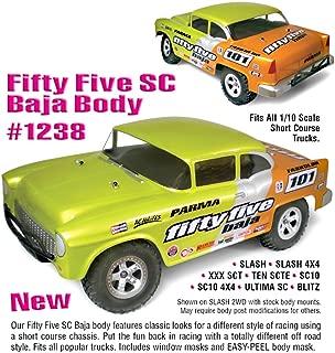 Fifty Five SC Baja Clear Body