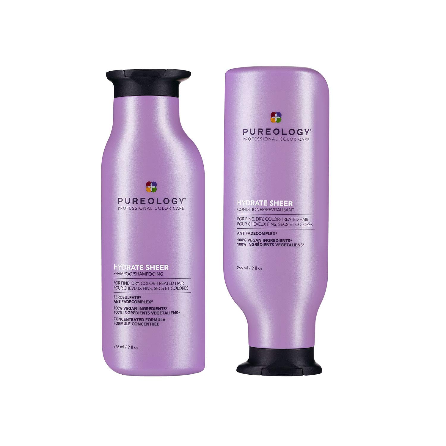 Indianapolis Mall Recommended Pureology Hydrate Sheer Conditioner Color-Treat Dry Fine For