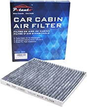 POTAUTO MAP 1045C (CF10709) Replacement Activated Carbon Car Cabin Air Filter for HYUNDAI, Accent, Genesis Coupe, Veloster, Tucson, KIA, Forte, Rio, Rondo, Sportage(Upgraded with Active Carbon)