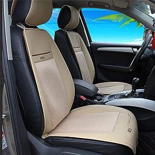 LUCK Masajeador asiento de coche con calor y la Coolingm, 3-en-1 coche inteligente del amortiguador de asiento de calefacción for el invierno, refrigeración for el verano, Silla de masaje por vibració