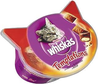 MARS Whiskas Temptations Salmon 60g (x8)