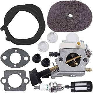 Anxingo C1M-S261B Carburetor for Stihl Blower SH56 SH56C SH86 SH86C BG86 BG86CE BG86Z BG86CEZ Zama C1M-S261B C1M-S261C 42411200616 4241 120 0616 Leaf Blower