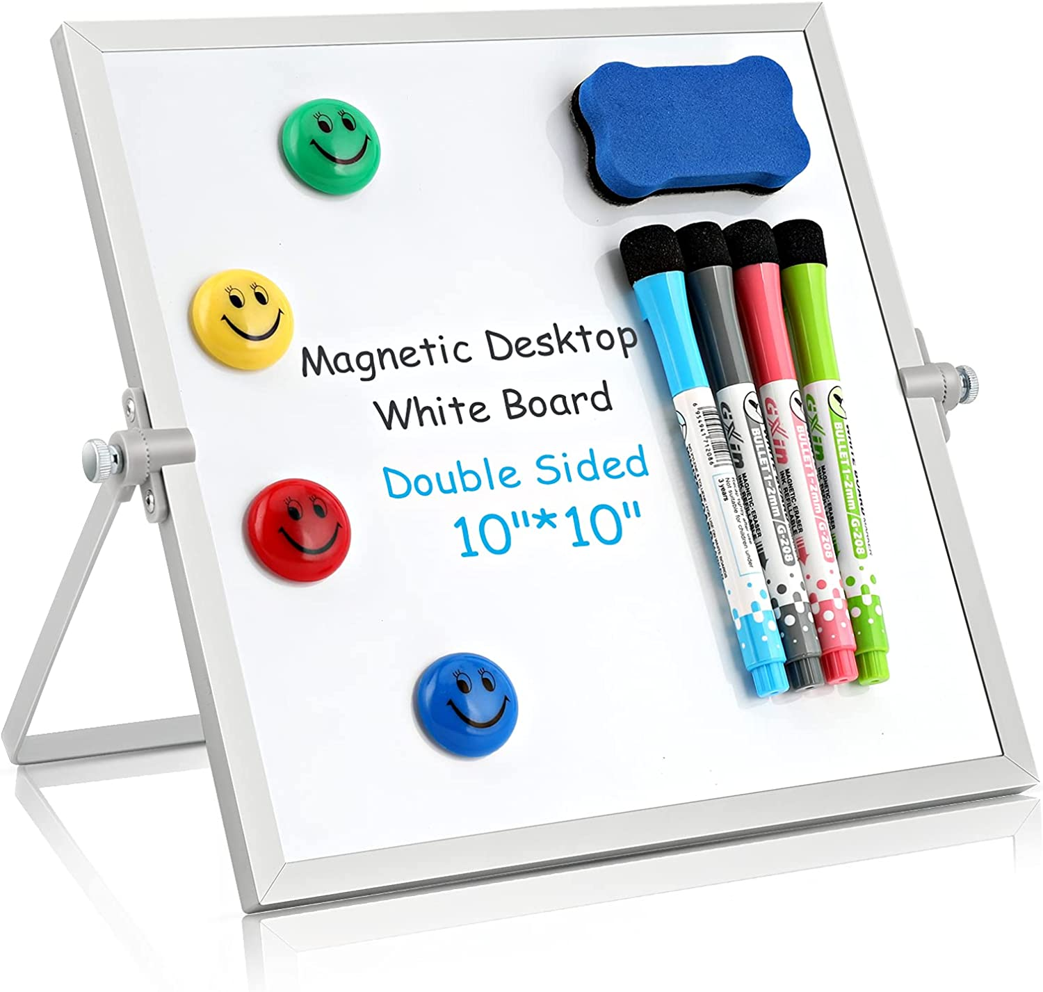 Max 66% OFF Dry Erase White Board free Small Magnetic Whiteboard 10