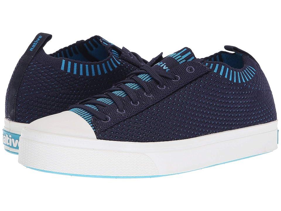 Native Shoes Jefferson 2.0 Liteknit (Regatta Blue/Shell White) Shoes