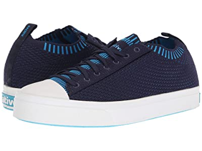 Native Shoes Jefferson 2.0 Liteknit (Regatta Blue/Shell White) Shoes