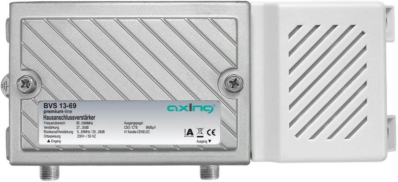 Axing Bvs 13 69 Hausanschlussverstärker Mit Aktivem Elektronik