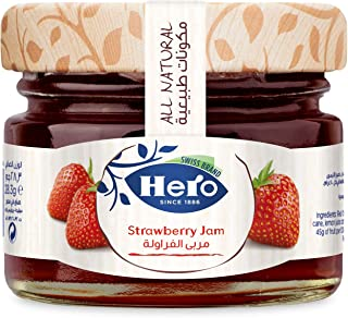 Hero Strawberry Jam,28.3 gm