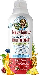 Morning Liquid Multivitamin + Zinc + Elderberry