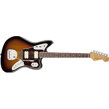 Fenderエレキギター Kurt Cobain Jaguar®, Rosewood Fingerboard, 3-Color Sunburst