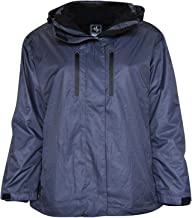 Pulse Women's Plus Extended Size 3in1 Boundary Snow Ski Jacket Coat