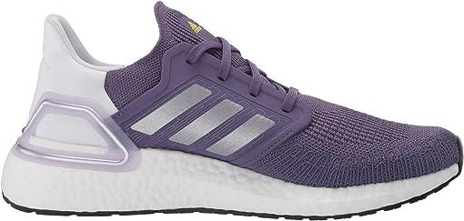 Tech Purple/Silver Metallic/Footwear White