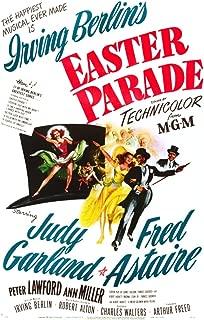 Posterazzi Easter Parade Us Art 1948. Movie Masterprint Poster Print (24 x 36)