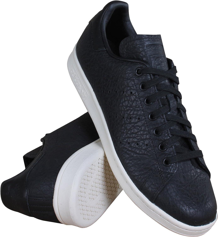 Adidas BB0037 Men Stan Smith Black White