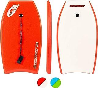 Osprey Interceptor Bodyboard con Correa Boogie Board para niños, Unisex Adulto