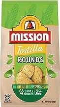 Mission Rounds Tortilla Chips, Gluten Free, Restaurant Style Corn Tortilla Chips, 13 oz