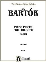 Best bartok four piano pieces Reviews