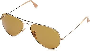 Ray-Ban RB3025 Aviator Evolve Photochromic Sunglasses