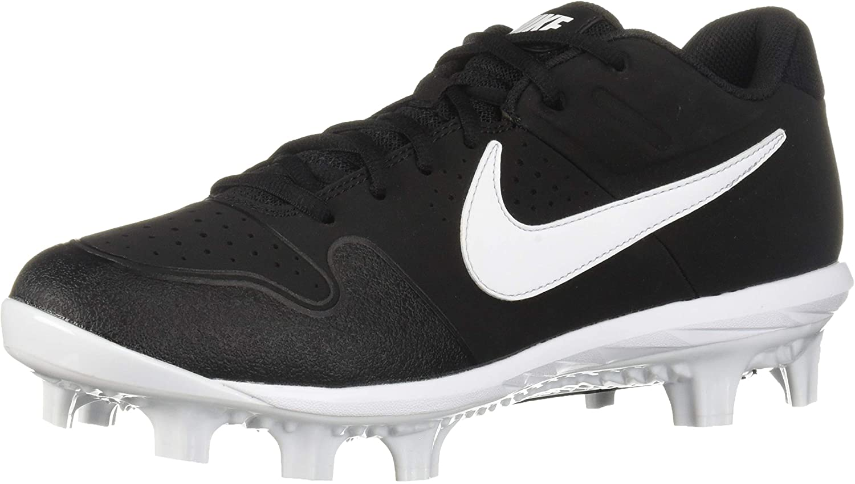 Nike Nike Nike Mans Alpha Huarache Universitet Låg MCS Baseballsko  mode varumärken