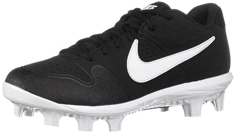 Nike Men's Alpha Huarache Varsity Low MCS Baseball Shoe