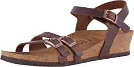 eccd59a49cc Birkenstock Milano - Leather Soft Footbed (Unisex) at Zappos.com