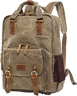 Berchirly Digital SLR Camera Backpack Waterproof Photography Equipment Travel Bag
