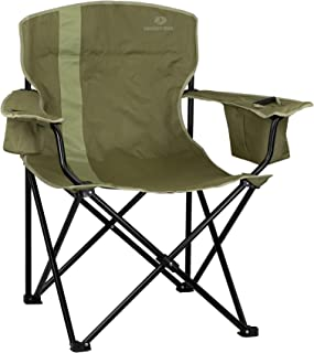 Mossy Oak Heavy Duty Folding Camping Chairs, Lawn Chair