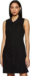 Levi's womens plain classic Dress LE DRESS