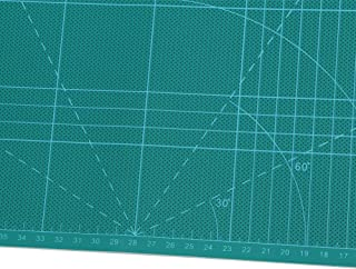 Handmade A2 Cutting Pad, Convenient Cutting Mat, DIY Carving Tool Durable Painting Cutting for Carving Writing
