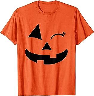 Peter Peter Pumpkin Eater Jack Olantern Costume T-shirt