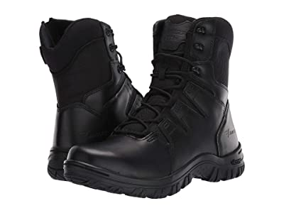 Bates Footwear Maneuver Side Zip (Black) Men