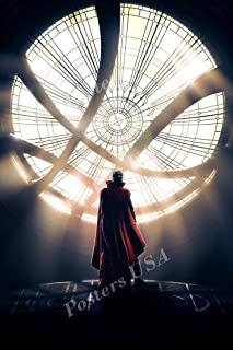 Posters USA - Marvel Doctor Strange Textless Movie Poster GLOSSY FINISH - MOV381 (24