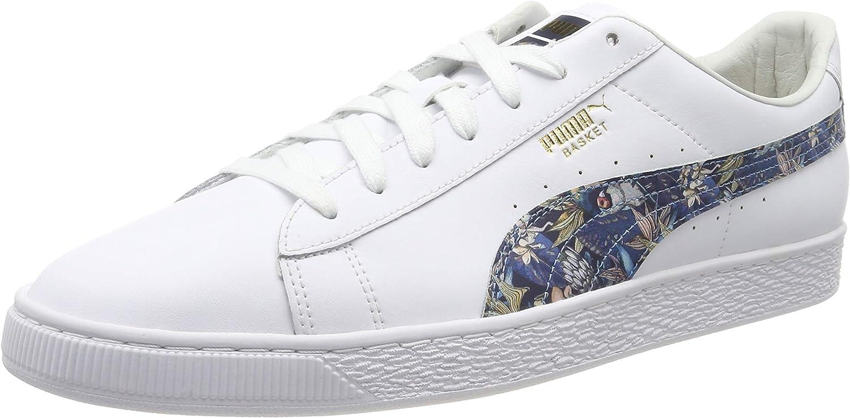 Puma Unisex Adults' Basket Classic Secret Garden Low-Top Sneakers
