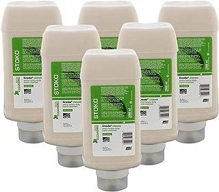 Stoko 98704406 Kresto® Extra Heavy Duty Cleanser, 2,000ml One-Pump Bottle, 6/Case