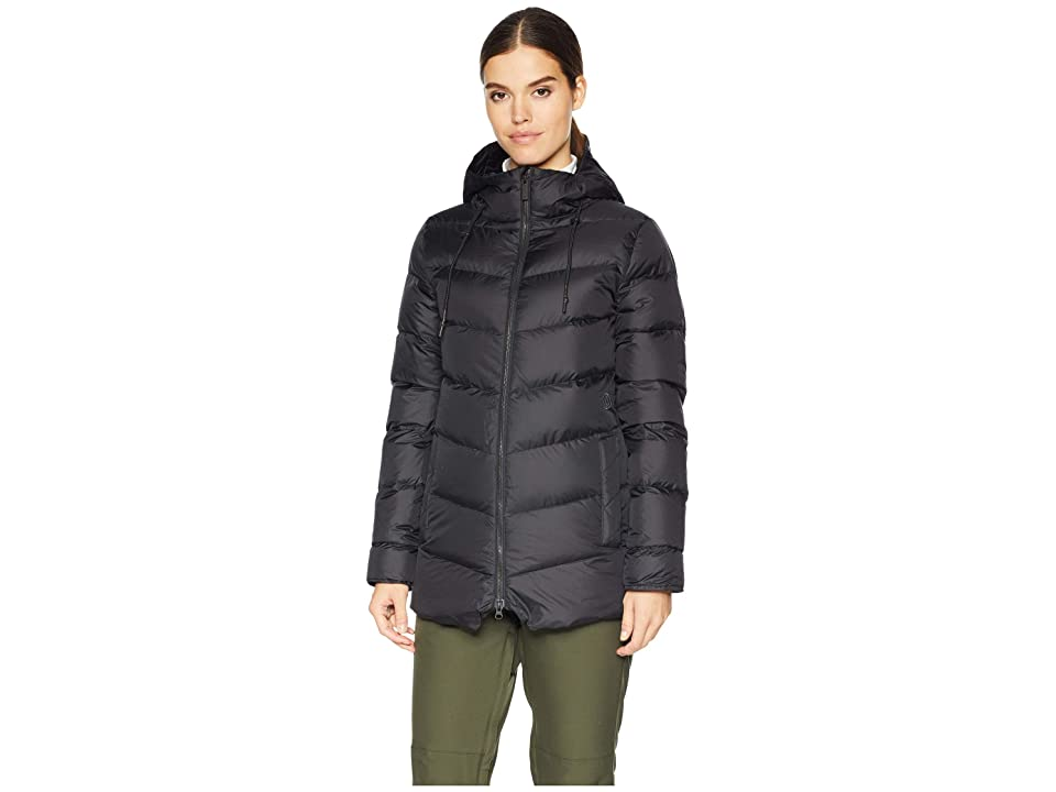 Volcom Snow Structure Down Jacket (Black) Women
