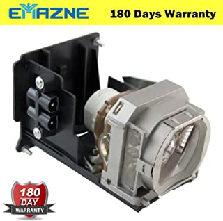 Emazne VLT-XL550LP Projector Replacement Compatible Lamp with Housing for Mitsubishi LX-5280 Mitsubishi XL1520 Mitsubishi XL1550 Mitsubishi XL1550U Mitsubishi XL2550 Mitsubishi XL550U