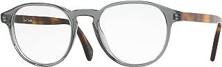 Paul Smith MAYALL  PM8263 - 1541 Eyeglasses Translucent Green ivy/ Havana w/ Clear Demo Lens 48mm
