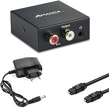 Mejor Optical Digital Audio To Analog Converter de 2020 - Mejor valorados y revisados
