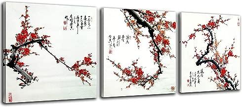 Best asian art flowers Reviews