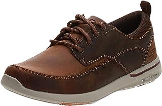 Skechers Elent-Leven, Chaussures Bateau Homme