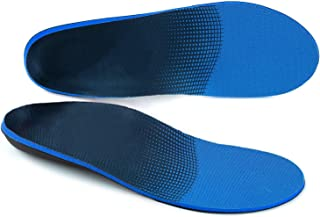 Arch Support s Feet Insoles, Plantar Fasciitis Shoe Insoles Orthotic for Plantar Fasciitis, Flat Feet, High Arch, Pronatio...