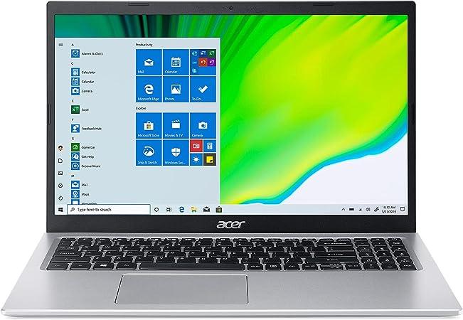 Acer Aspire 5 A5155636UT Slim Laptop  156 Full HD Display  11th Gen Intel Core i31115G4 Processor  4GB DDR4  128GB NVMe SSD  WiFi 6  Amazon Alexa  Win at Kapruka Online for specialGifts