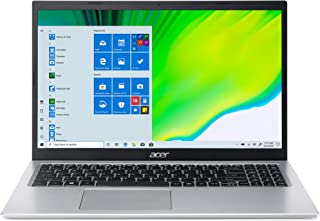 "Acer Aspire 5 A515-56-36UT Slim Laptop | 15.6"" Full HD Display | 11th Gen Intel Core i3-1115G4 Processor | 4GB DDR4 | 128G..."