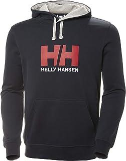 comprar comparacion Helly Hansen Logo Hoodie Sudadera con Capucha, Hombre