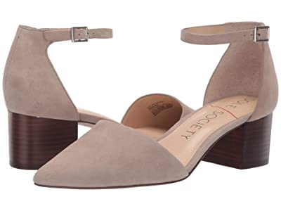 SOLE / SOCIETY Katarina (Taupe Suede) Women