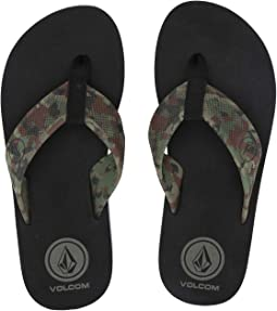 5ce14ee43 Men s Volcom Sandals + FREE SHIPPING