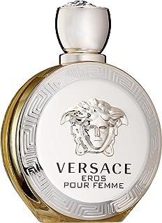 Eros Eau De Parfum Spray for Women, 3.4 Ounce